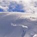 Катание на лыжах в Альпах